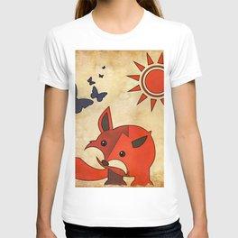 The Fox & Butterfly Clan T-shirt