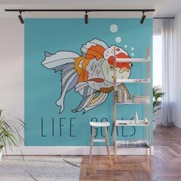 Life Goals Wall Mural