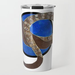 Creature of Water (porthole edit) Travel Mug