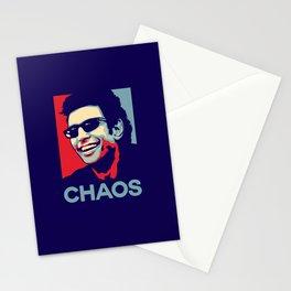 'Chaos' Ian Malcolm (Jurassic Park) Stationery Cards