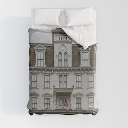 Goodspeed Opera House East Haddam Connecticut Theatre Version 2 Duvet Cover