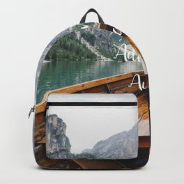 Live the Adventure - Adventure Awaits Backpack
