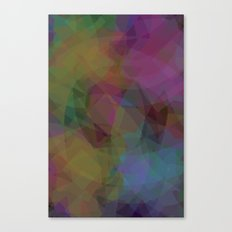 Shapes#2 Canvas Print