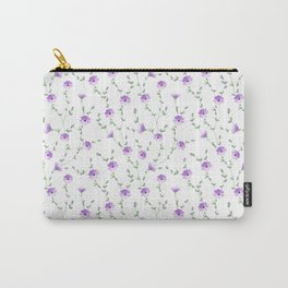 Chicory seamless pattern Carry-All Pouch