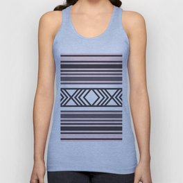 American Native Pattern No. 44 Unisex Tank Top