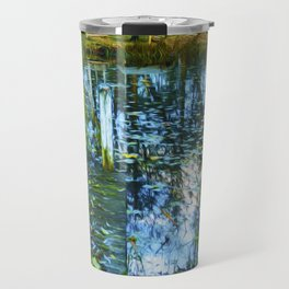 The Marsh by Brian Vegas Travel Mug