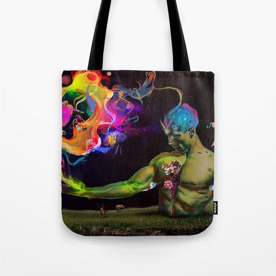 Alchemy Resonance Tote Bag