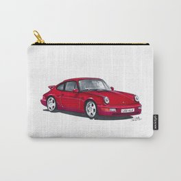 Porsche 964. Carry-All Pouch