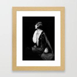 Ziegfeld Girl Muriel Finlay Alfred Cheney Johnston Framed Art Print