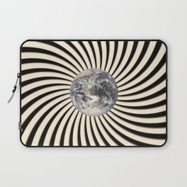 Spinning Earth Laptop Sleeve