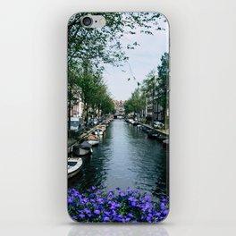 Charming Amsterdam iPhone Skin