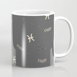 Pisces Pattern Coffee Mug