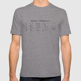 Ramen Numerals T-shirt