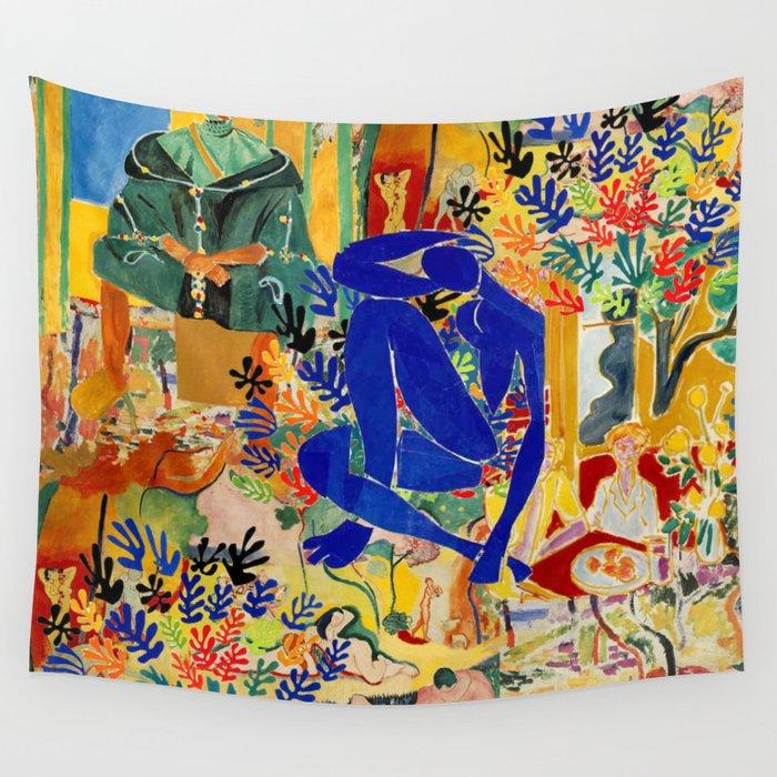 Matisse el Henri Wandbehang