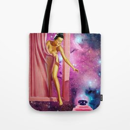 Casting Call during Revitalization Tote Bag