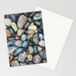 Sea Pebbles Stationery Cards