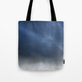 Stormy Expanse Tote Bag