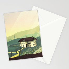 Tuscany Fairytale Stationery Cards