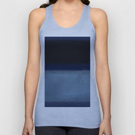 Rothko Inspired #1 Unisex Tank Top