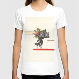 The Automatically Screwed Machine T-shirt
