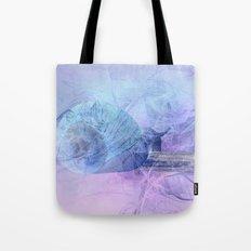Snail house Tote Bag