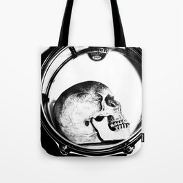 Head Bang Tote Bag