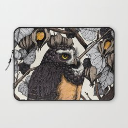 Spectacled Owl Laptop Sleeve