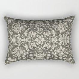 Medieval Pattern Rectangular Pillow
