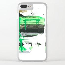 CrocodileTears Clear iPhone Case