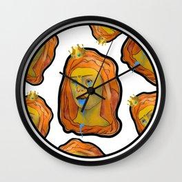 kween mary Wall Clock