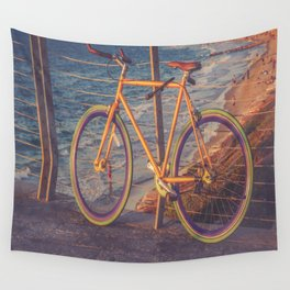 The Bike Wall Tapestry