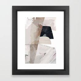 Smooth Framed Art Print