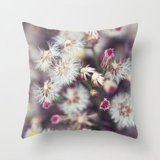 Beautifully Chaotic Throw Pillow