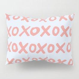 Tic Tac Toe (XOXO) Pillow Sham