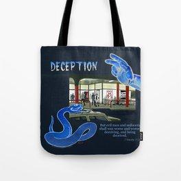 Deception Tote Bag
