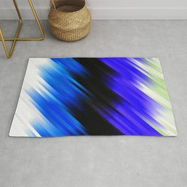 stripes wave pattern 7v1 stdi Rug
