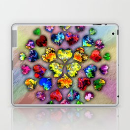 heart beat II Laptop & iPad Skin