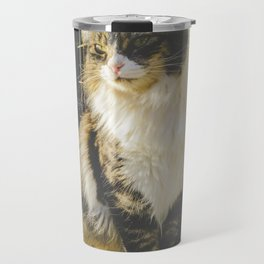 Gato de Lanzarote Travel Mug