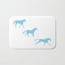 A Horse Runs_B Bath Mat