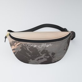 Stay High - Mt Shuksan Fanny Pack