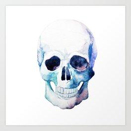 Skull 07 Art Print