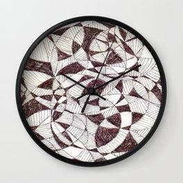Life is Circular  Wall Clock