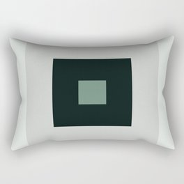 aqua Rectangular Pillow