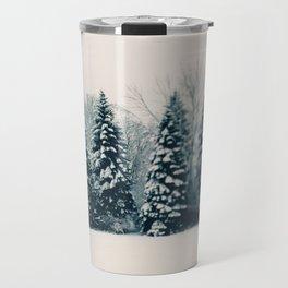 Winter & Woods Travel Mug