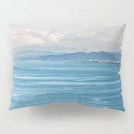 Bayside view of Tokyo Japan Pillow Sham