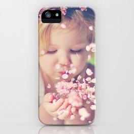 Spring Love iPhone Case