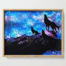 Wolf Trio Serving Tray