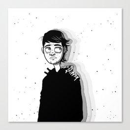 Untitled #6, 2018 Canvas Print