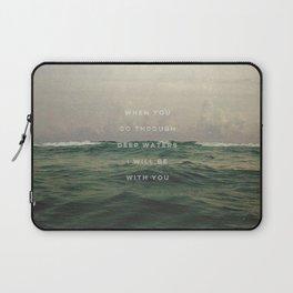 DEEP WATERS Laptop Sleeve