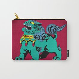 Fu Dog Carry-All Pouch